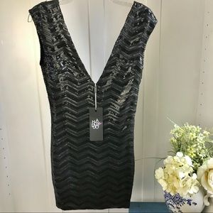- NWT Haoduoyi Sequined Dress